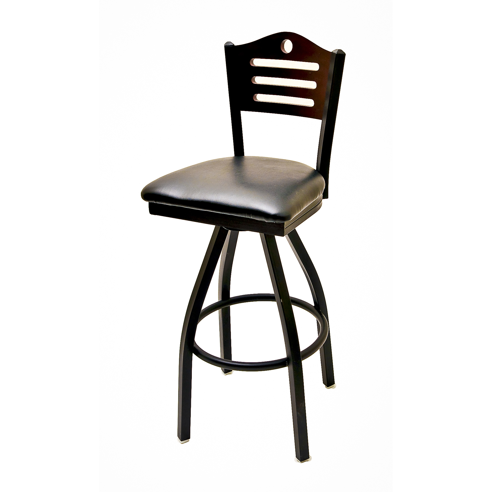 Oak Street SL2150-1S-SH bar stool, swivel, indoor