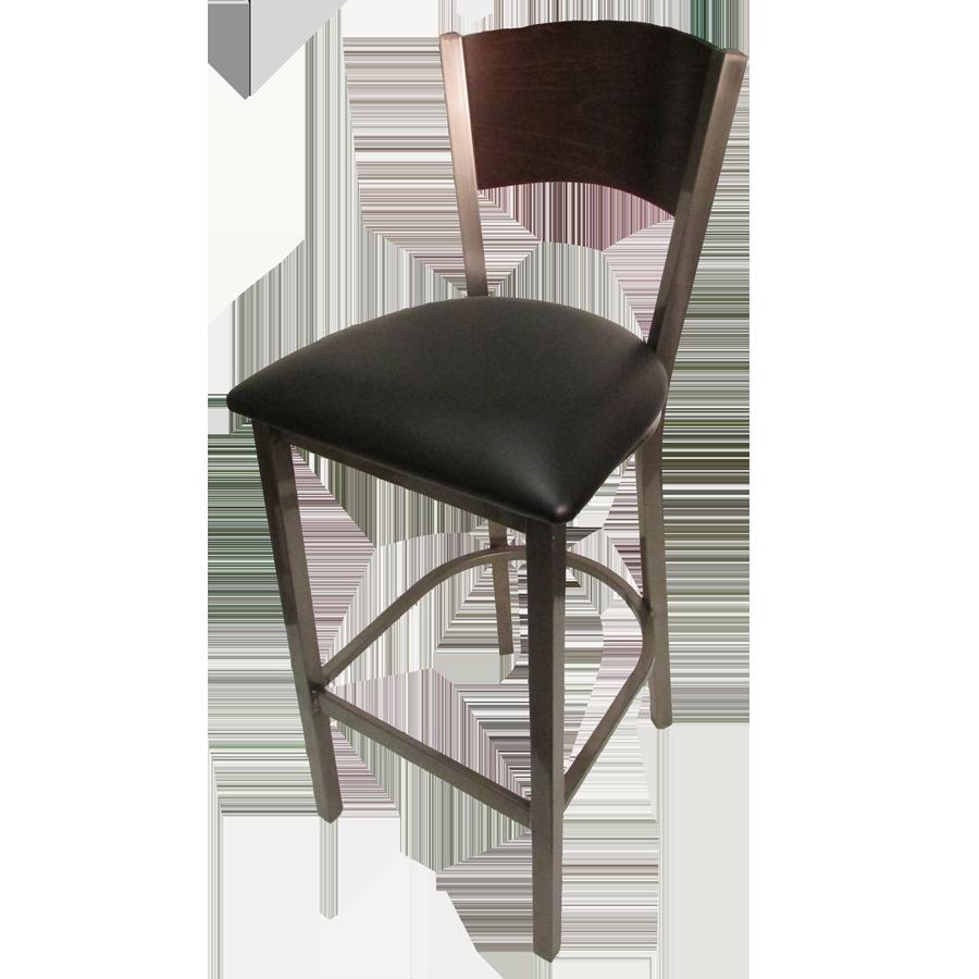 Oak Street SL2150CCS-1-P bar stool, indoor