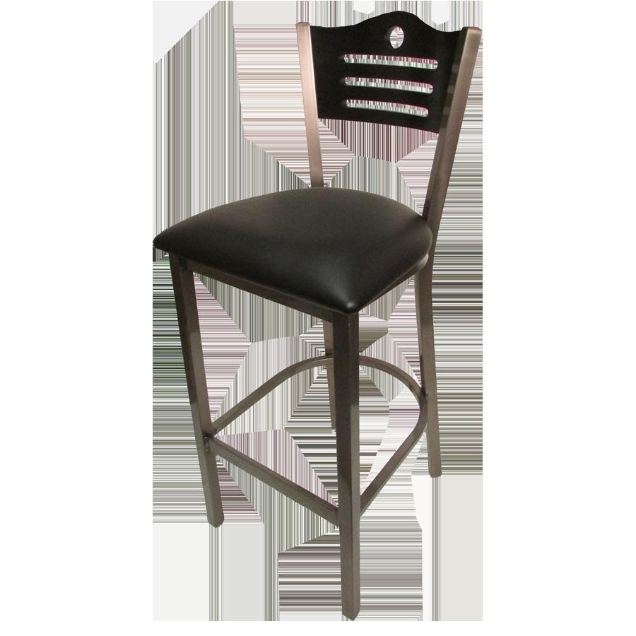 Oak Street SL2150CCS-1-SH bar stool, indoor