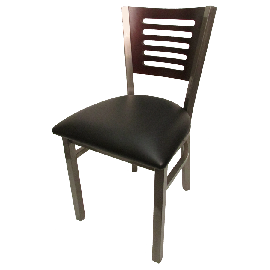 Oak Street SL2150CCS-5 chair, side, indoor