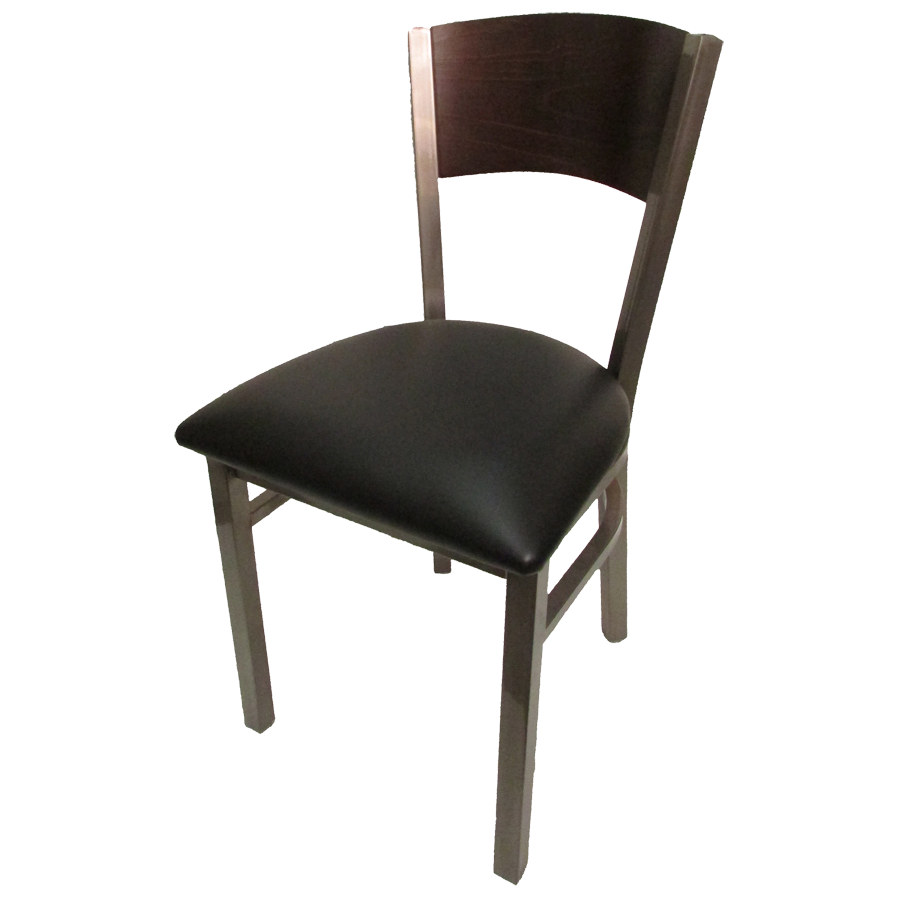 Oak Street SL2150CCS-P chair, side, indoor