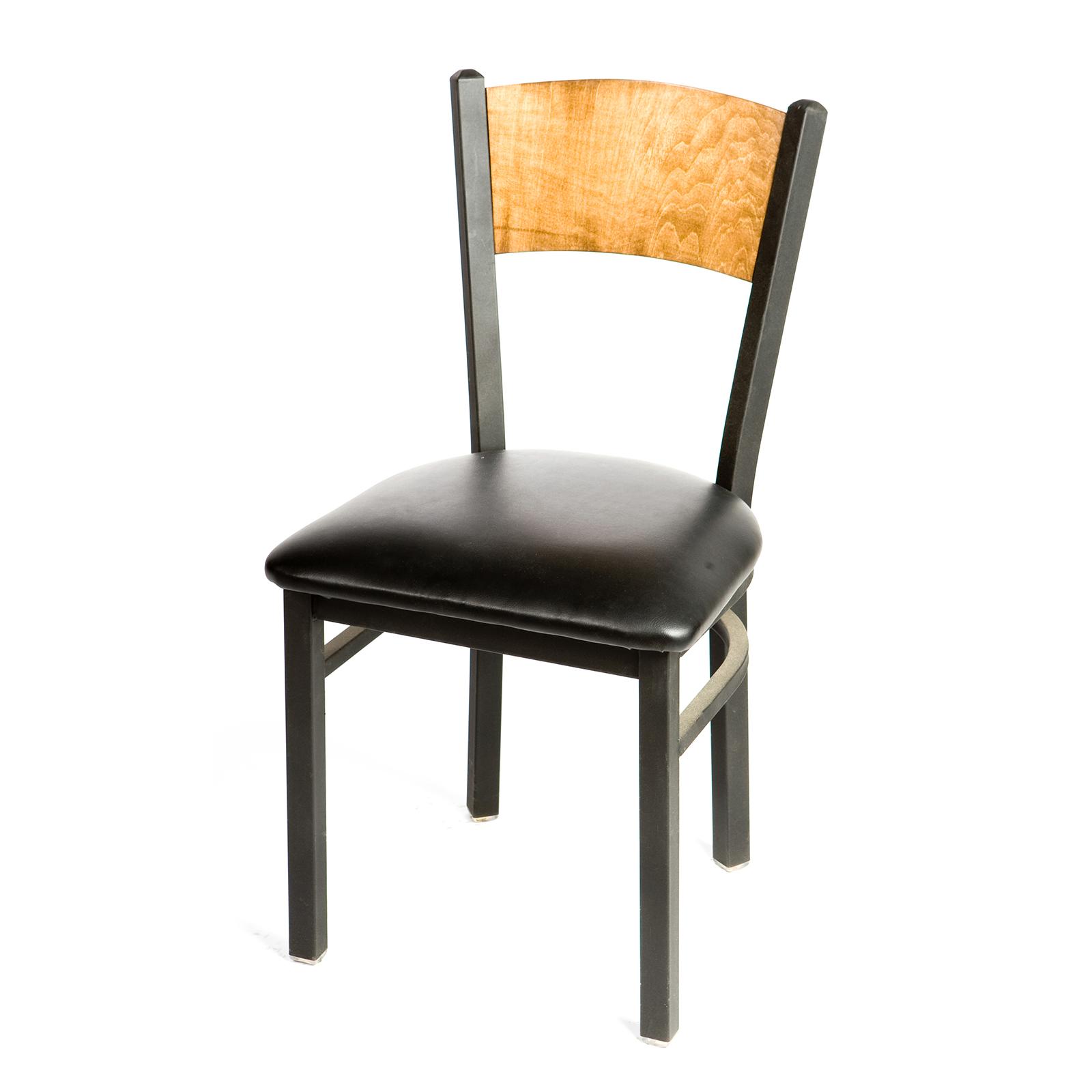 Oak Street SL2150-P chair, side, indoor