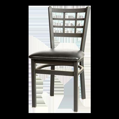 Oak Street SL2163-RW chair, side, indoor