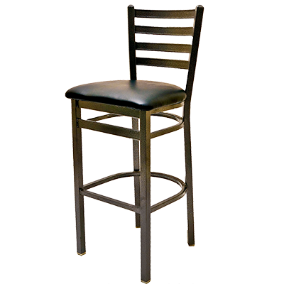 Oak Street SL2301SV bar stool, indoor