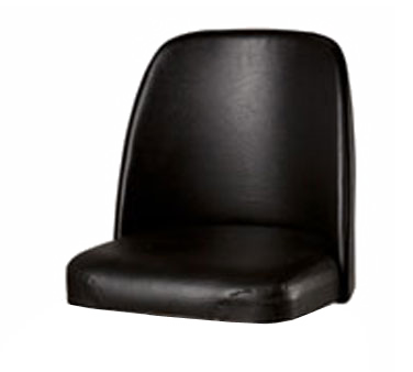Oak Street SL3133TOP-BLK bar stool seat