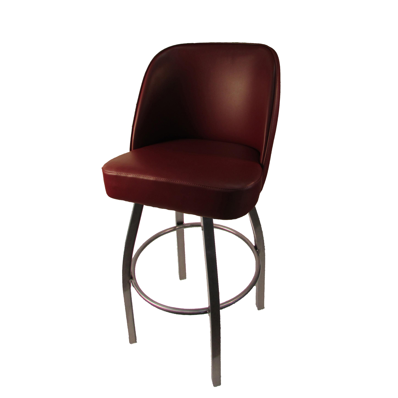 Oak Street SL3136-CCS-WINE bar stool, swivel, indoor