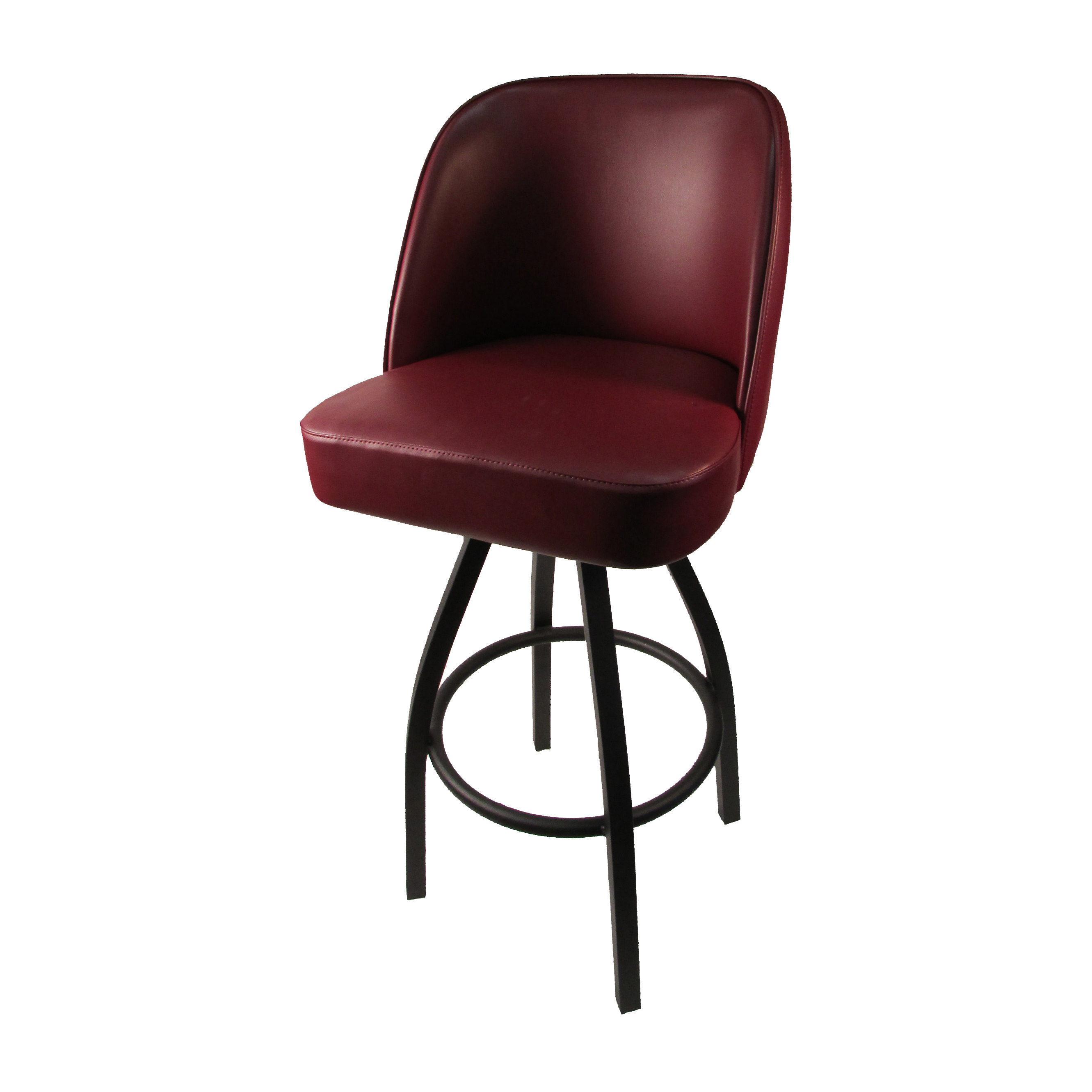 Oak Street SL3136-WINE bar stool, swivel, indoor