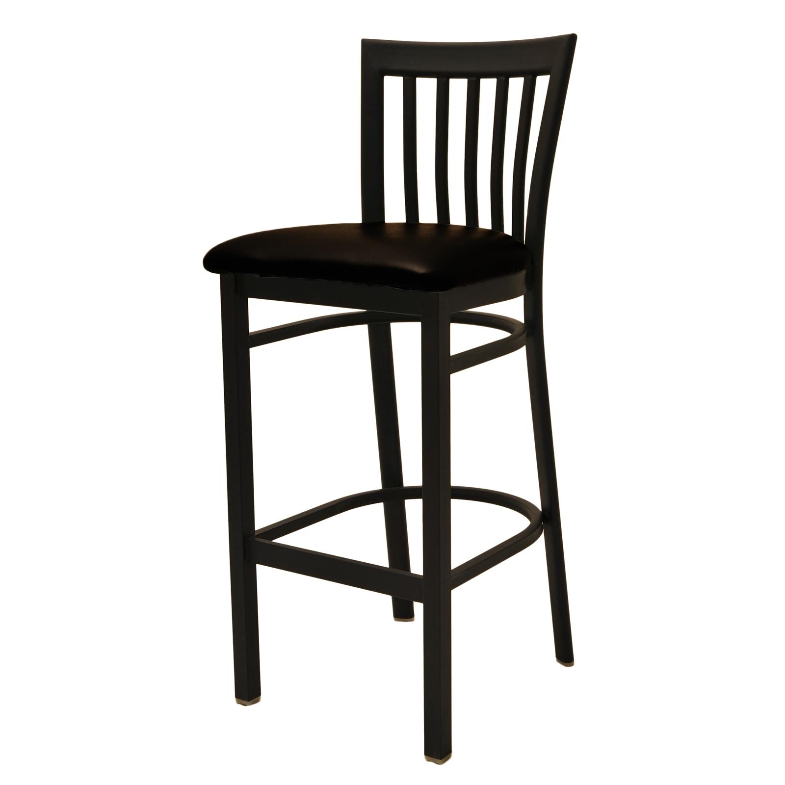 Oak Street SL4279-1 bar stool, indoor