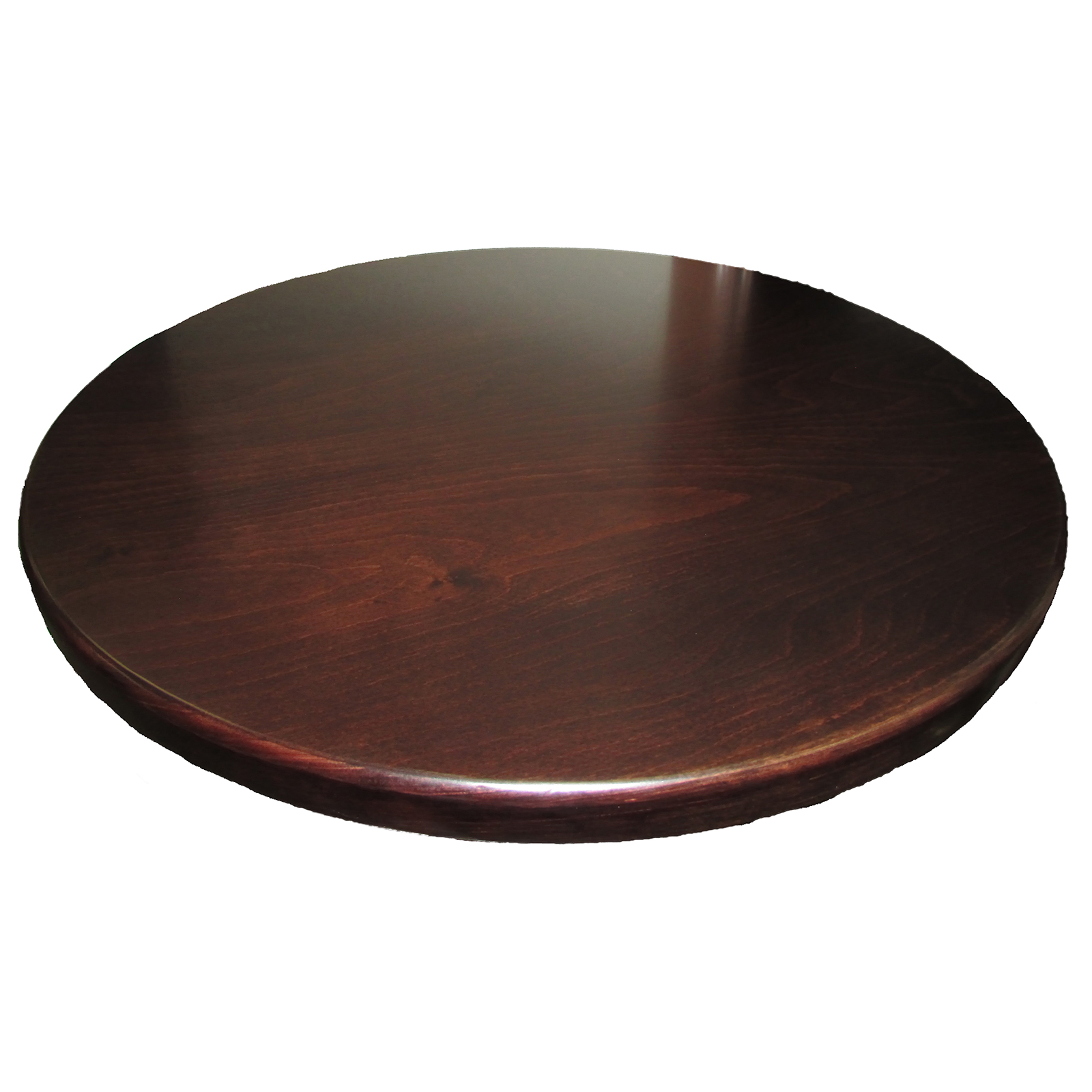 Oak Street UV24R-WAL table top, coated