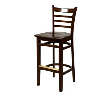 Oak Street WB101WA bar stool, indoor