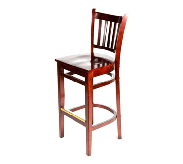 Oak Street WB102MH bar stool, indoor