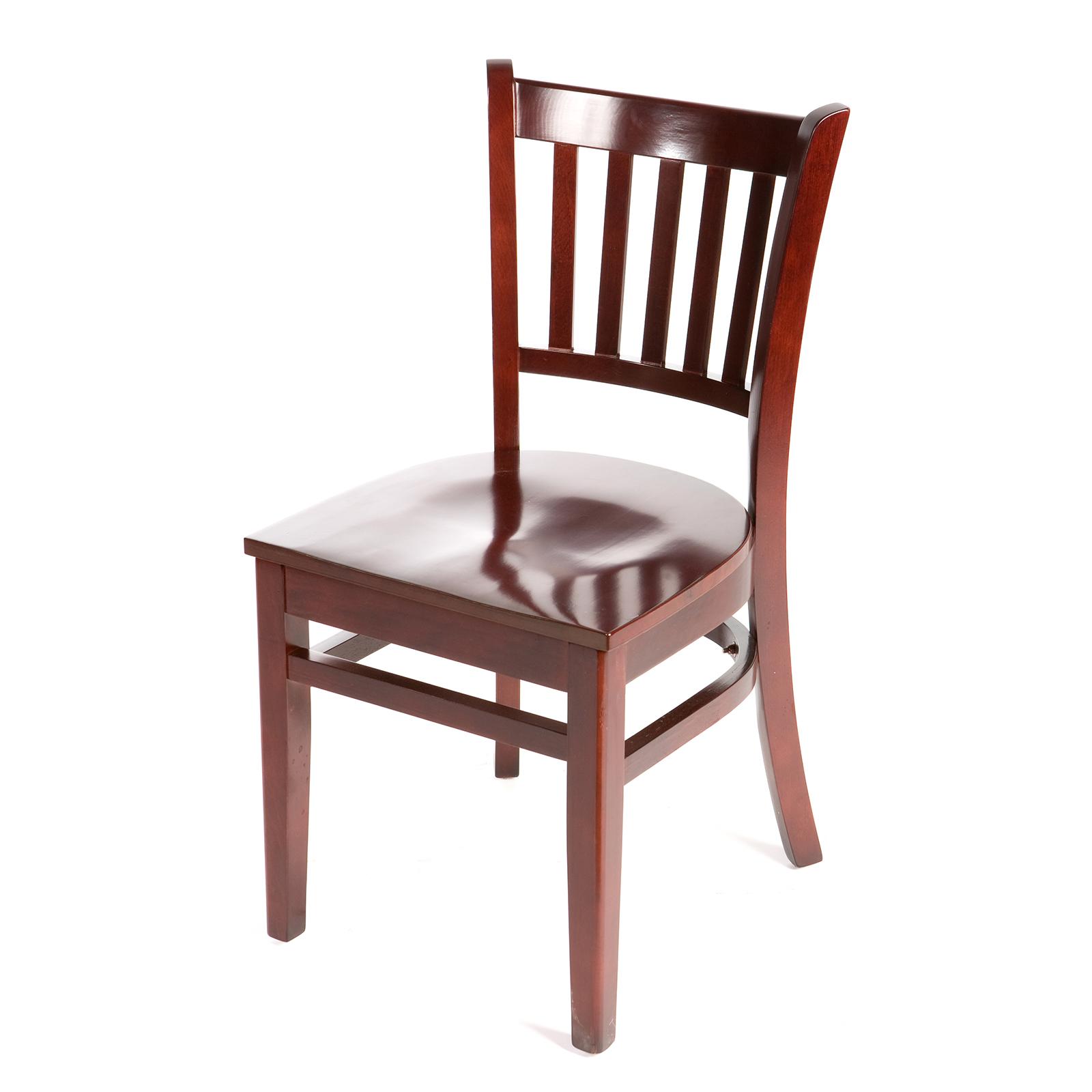 Oak Street WC102MH chair, side, indoor