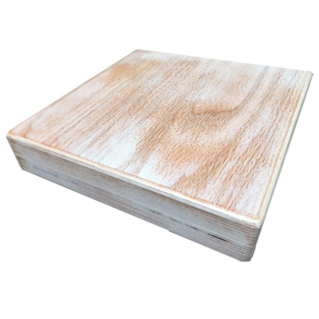 Oak Street WWE3636 table top, wood