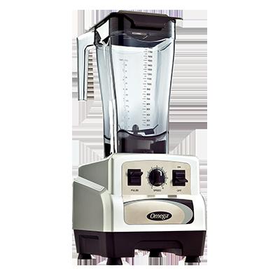 Omega BL460S blender, food, countertop