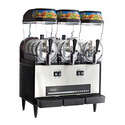 Omega OFS30 frozen drink machine, non-carbonated, bowl type