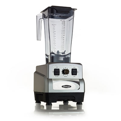 Omega OM6560S blender, food, countertop