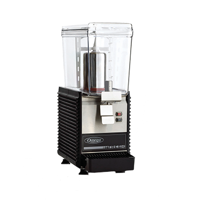 Omega OSD10 beverage dispenser, electric (cold)