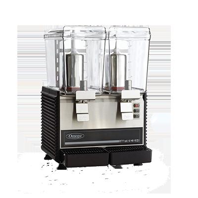 Omega OSD20 beverage dispenser, electric (cold)