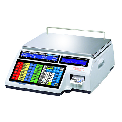 Penn Scale CL5500B-60-W label printing scale