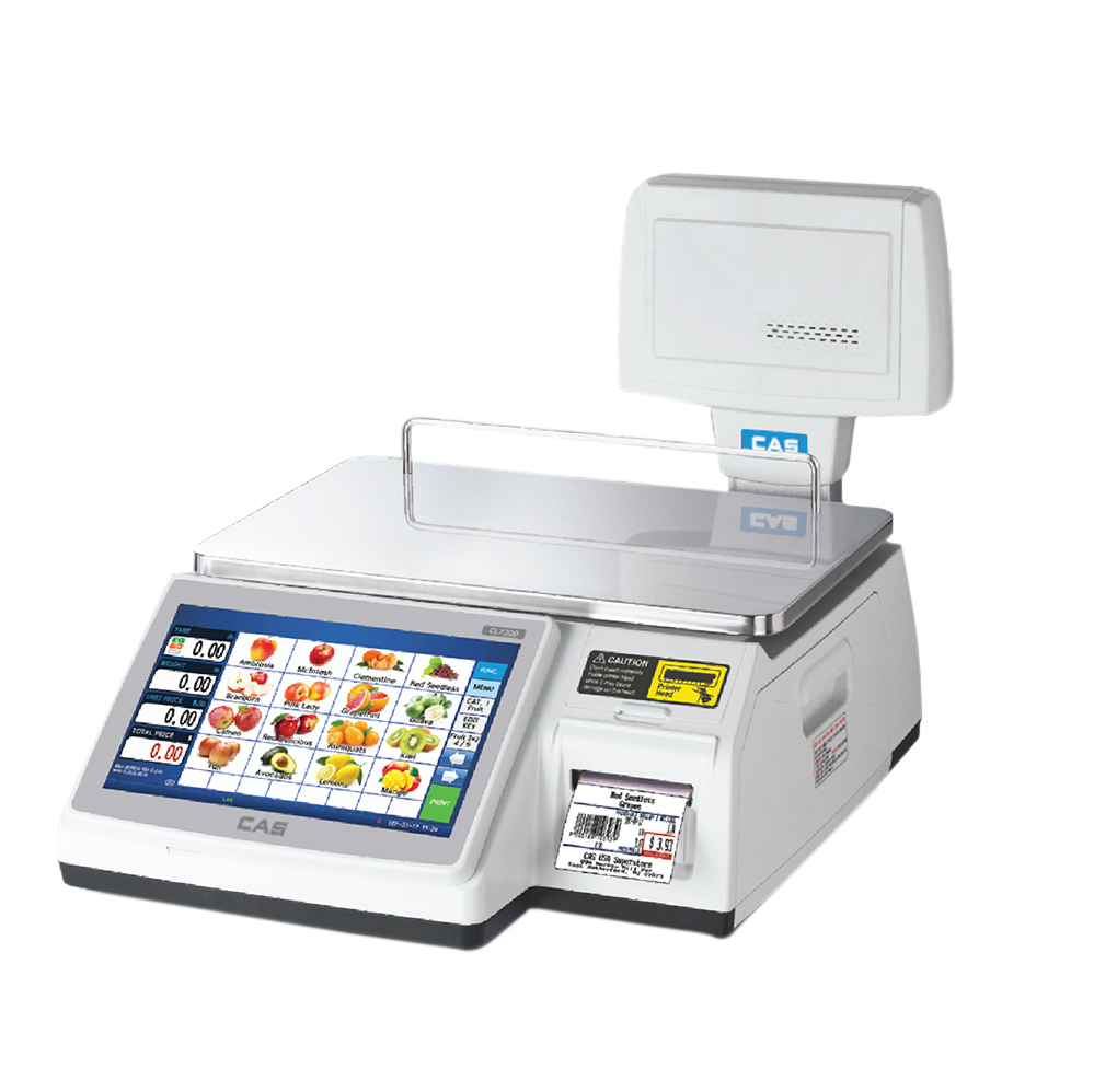 Penn Scale CL7200U-60 label printing scale