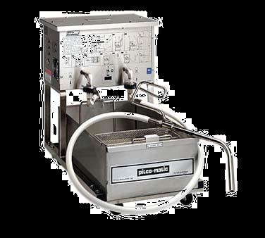 Pitco Frialator P18 fryer filter, mobile