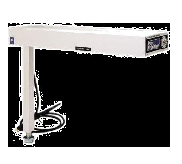Pitco Frialator PFW-1 heat lamp, strip type
