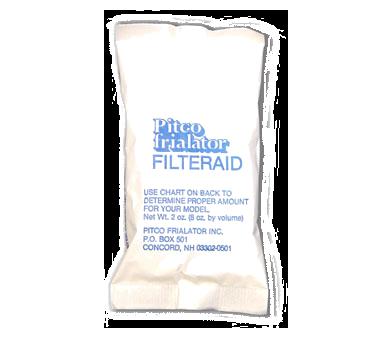 Pitco Frialator PP10733 fryer filter powder