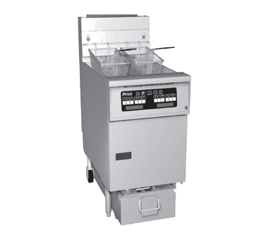 Pitco Frialator SG14RS-1FD fryer, gas, floor model, full pot