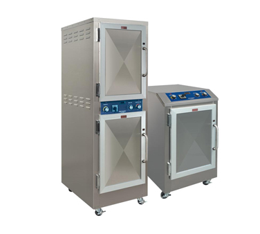 Piper Products/Servolift Eastern 1016-SS-D heated cabinet, mobile