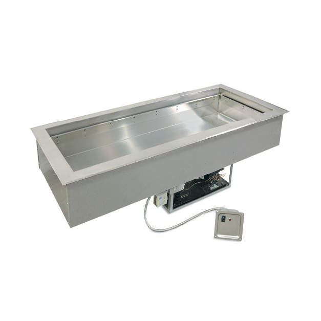 Piper Products/Servolift Eastern 2BCM-DI cold food well unit, drop-in, refrigerated