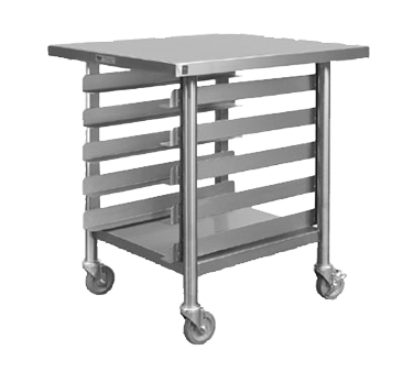 Piper Products/Servolift Eastern 331-3424 equipment stand, for mixer / slicer