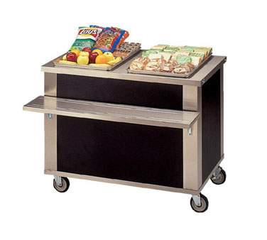 Piper Products/Servolift Eastern 3-CU serving counter, beverage