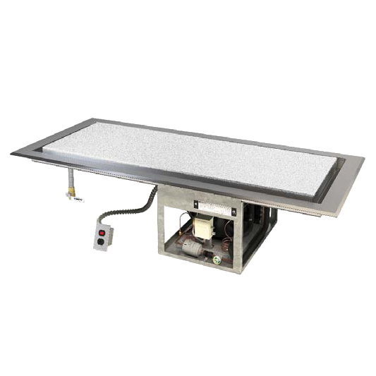 Piper Products/Servolift Eastern 4-FTDI drop-in frost top