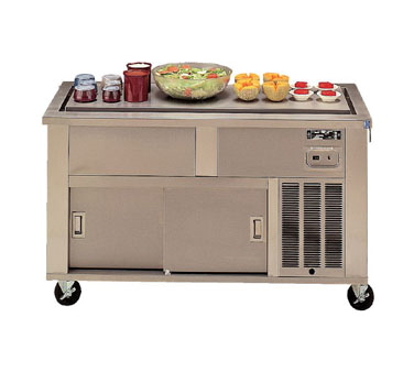 Piper Products/Servolift Eastern 6-FT serving counter, frost top