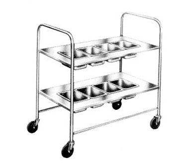 Piper Products/Servolift Eastern 717 cart, silverware
