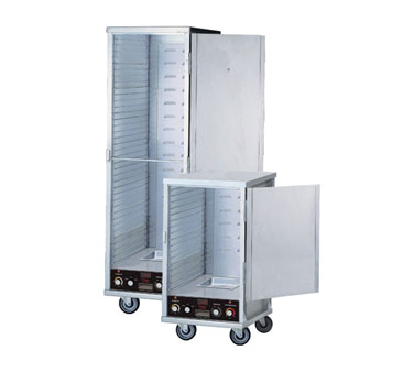 Piper Products/Servolift Eastern 915-H proofer cabinet, mobile, half-height