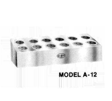 Piper Products/Servolift Eastern A-12 flatware holder, dispenser