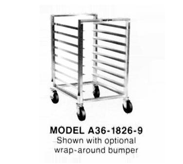 Piper Products/Servolift Eastern A60-1826-10 pan rack, bun
