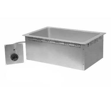 Piper Products/Servolift Eastern CCF-D-A-T-R hot food well unit, drop-in, electric