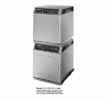 Piper Products/Servolift Eastern CS2-5S/5 cabinet, cook / hold / oven