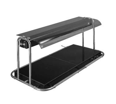 Piper Products/Servolift Eastern D24050 heated shelf food warmer
