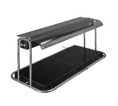 Piper Products/Servolift Eastern D24050-HS heated shelf food warmer