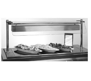Piper Products/Servolift Eastern D37060 heated shelf food warmer