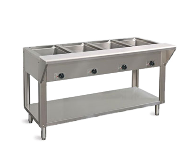 Piper Products/Servolift Eastern DB-3-HF serving counter, hot food, electric