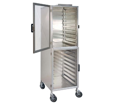 Piper Products/Servolift Eastern ER-18-L cabinet, enclosed, bun / food pan
