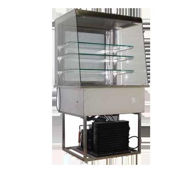 Piper Products/Servolift Eastern OTR-3 refrigerated merchandiser, drop-in