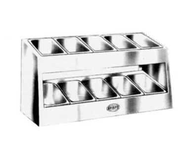 Piper Products/Servolift Eastern P-10 flatware holder, caddy / tabletop