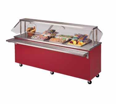 Piper Products/Servolift Eastern R3-HT serving counter, hot food, electric