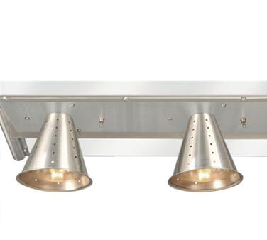 Piper Products/Servolift Eastern RBHL-74 heat lamp, bulb type