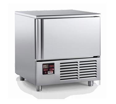 Piper Products/Servolift Eastern RCM051S blast chiller freezer, undercounter